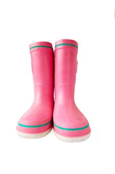 Free Rubber Boots Stock Photo - 9684940