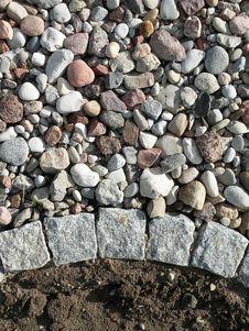 Free Stones Royalty Free Stock Photography - 9685147