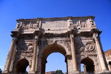 Free Arch Of Constantine Stock Photography - 9687252