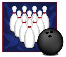 Free Bowling Stock Photos - 9687993