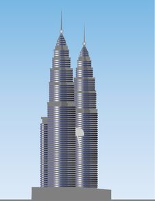 Free KLCC Royalty Free Stock Images - 9689099