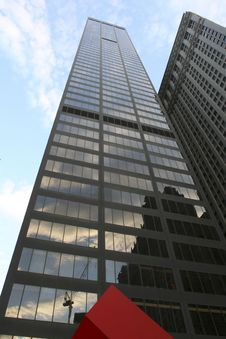 Free City Building Royalty Free Stock Photo - 9689235