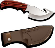 Free Knife, Weapon, Cold Weapon, Bowie Knife Stock Photo - 96800640