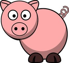 Free Pink, Nose, Clip Art, Snout Stock Image - 96809081