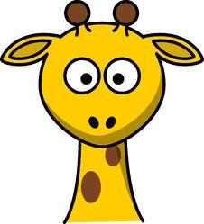 Free Yellow, Giraffe, Giraffidae, Head Royalty Free Stock Image - 96809916