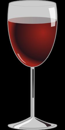 Free Wine Glass, Stemware, Glass, Red Wine Stock Images - 96814684