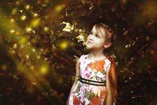 Free Nature, Girl, Smile, Child Royalty Free Stock Photos - 96814768