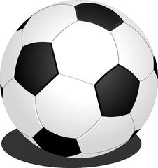 Free Football, Black And White, Ball, Sports Equipment Stock Image - 96816551
