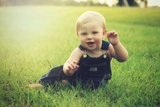 Free Green, Child, Grass, Photograph Royalty Free Stock Images - 96861789
