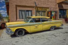 Free Motor Vehicle, Car, Edsel Ranger, Vintage Car Stock Image - 96870151