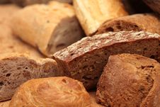 Free Bread, Rye Bread, Baked Goods, Brown Bread Royalty Free Stock Photography - 96871497