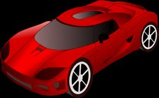 Free Car, Motor Vehicle, Red, Vehicle Royalty Free Stock Image - 96871896
