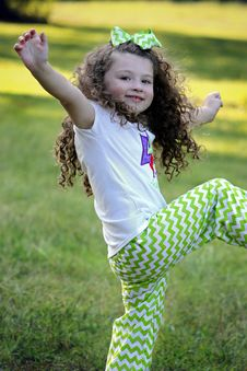 Free Green, Clothing, Facial Expression, Pink Stock Images - 96875124