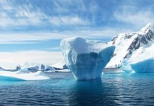 Free Iceberg, Arctic Ocean, Sea Ice, Glacial Lake Stock Images - 96876324