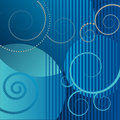 Free Abstract Blue Background Stock Photo - 9691280