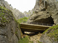 Free The Gorge Of Yecla, Burgos, Spain Royalty Free Stock Photography - 9693487