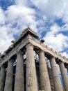 Free Parthenon Of Athens Stock Photo - 9694880