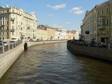 Free Saint Petersburg Royalty Free Stock Image - 9690776