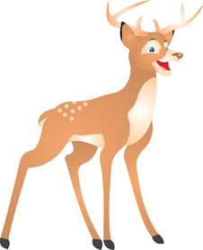 Free Deer Royalty Free Stock Photography - 9691907