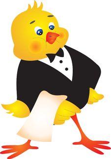 Free Waiter Stock Image - 9692051