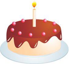 Free Cake Royalty Free Stock Image - 9692056