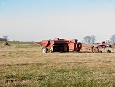 Free Farm Equipment Stock Photos - 9692163
