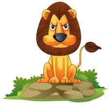 Free Lion Royalty Free Stock Image - 9692626