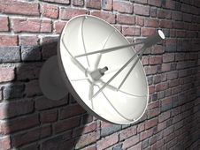 Free Satellite Dish Stock Photos - 9692653