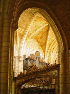 Free The Church Of Covarrubias, Burgos, Spain Stock Photo - 9693330