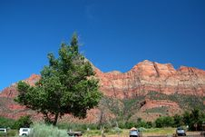 Free Zion National Park, USA Royalty Free Stock Images - 9694299