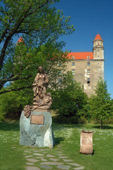 Free Bratislava Castle Stock Photo - 9695780