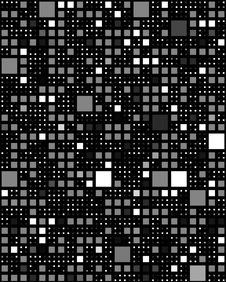 Free Dark Block Pattern Stock Photo - 9695910