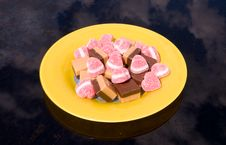 Free Sweets And Marmalade Stock Image - 9696051
