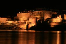 Valletta Bastions Royalty Free Stock Images