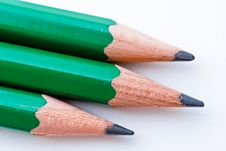 Free Pencils Stock Image - 9697441