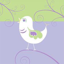 Free Bird, Vector Royalty Free Stock Photo - 9698005