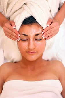 Free Spa Stock Image - 9698251