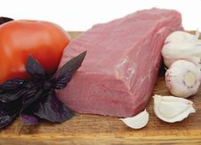 Free Meat Stock Photography - 9698402