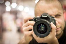 Free Photographer, Camera, Single Lens Reflex Camera, Cameras & Optics Royalty Free Stock Images - 96922579