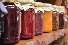 Free Fruit Preserve, Food Preservation, Canning, Lekvar Royalty Free Stock Images - 96927419