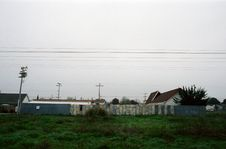 Free Hamilton Avenue And Dumbarton Rail Corridor Royalty Free Stock Photo - 96932825