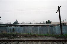 Free Hamilton Avenue And Dumbarton Rail Corridor Royalty Free Stock Image - 96932906