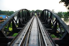 Free Part Of Dead Rail Way Royalty Free Stock Image - 96933116