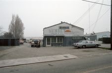 Free Hamilton Avenue And Dumbarton Rail Corridor Royalty Free Stock Photography - 96933127