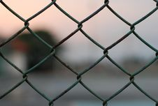 Free Steel Net Close Up Royalty Free Stock Photo - 96933145