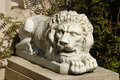 Free Lion Statue Royalty Free Stock Photography - 972287