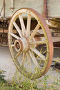 Free Wagon Wheel Royalty Free Stock Image - 975756