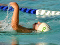 Free Backstroke Swim Stock Photos - 975883