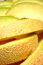 Free Piece Cantaloupe Stock Images - 978944