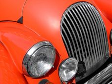 Free Red Car Stock Images - 970414